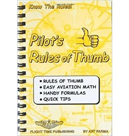 PILOT'S RULES OF THUMB, BY FTP/ART PARMA