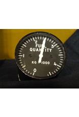 DC-9 INDICATOR FUEL QUANTITY MFRS NO. B353-19