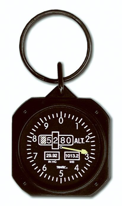 ALTIMETER Keychain
