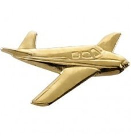 Aviation Pin / Bonanza Airplane