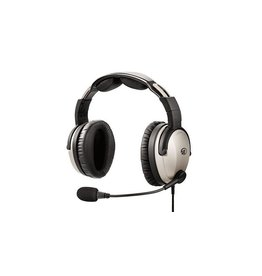 LIGHTSPEED ZULU 3 HEADSET - Straight Cord, Dual GA Plugs, Battery Power