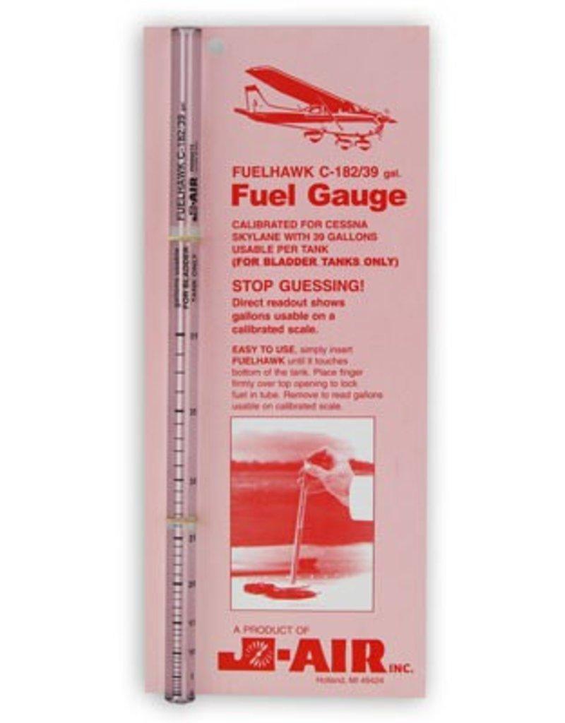 FUELHAWK C-182/39 GAL. FUEL GAUGE
