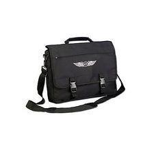 ASA Pilot Briefcase Black