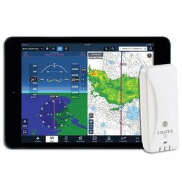 APPAREO STRATUS 2S PORTABLE ADS-B IN / GPS / AHRS RECEIVER