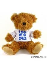 I NEED MY SPACE Bear