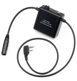 Bose® Headset Adapter for ICOM A6, A22 and A24/right angle plug - PA-82B