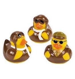 Aviator Rubber Duckies