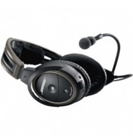 BOSE A20® Aviation Headset w/bluetooth/helicopter plug