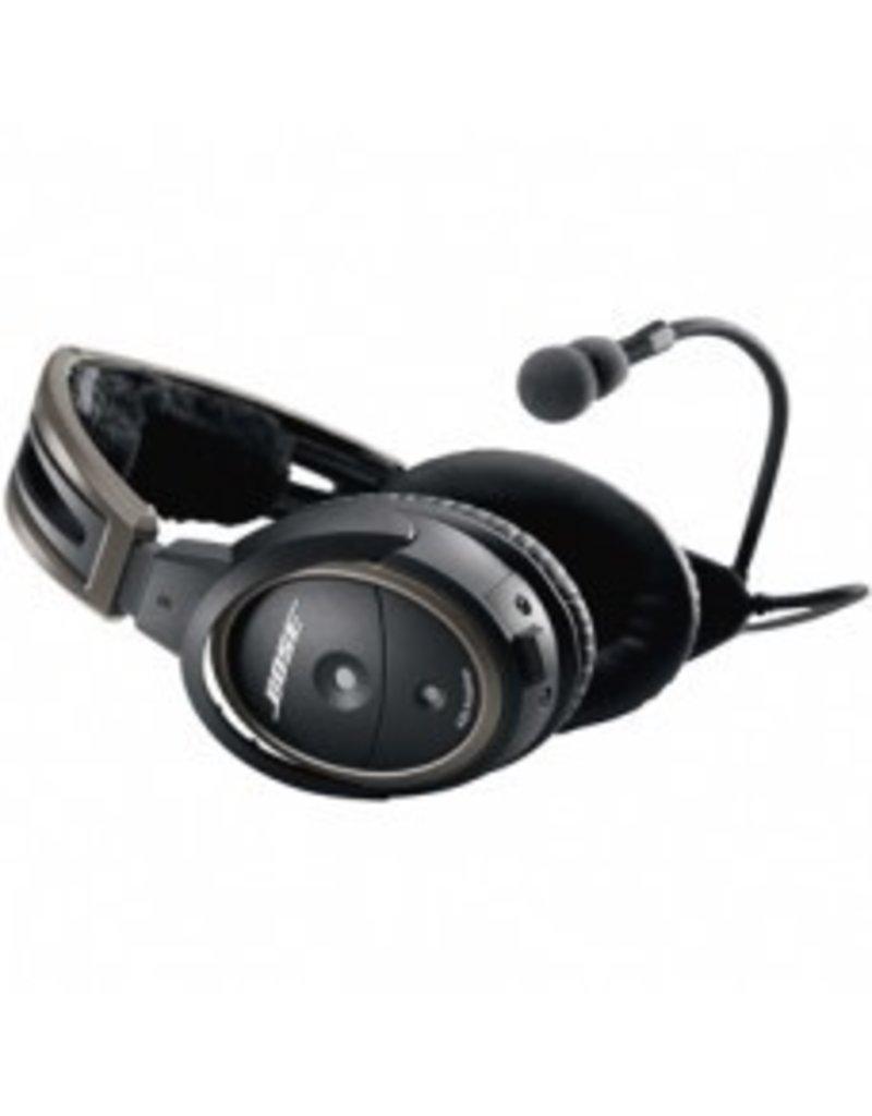 BOSE Bose® A20® Aviation Headset w/bluetooth/helicopter plug