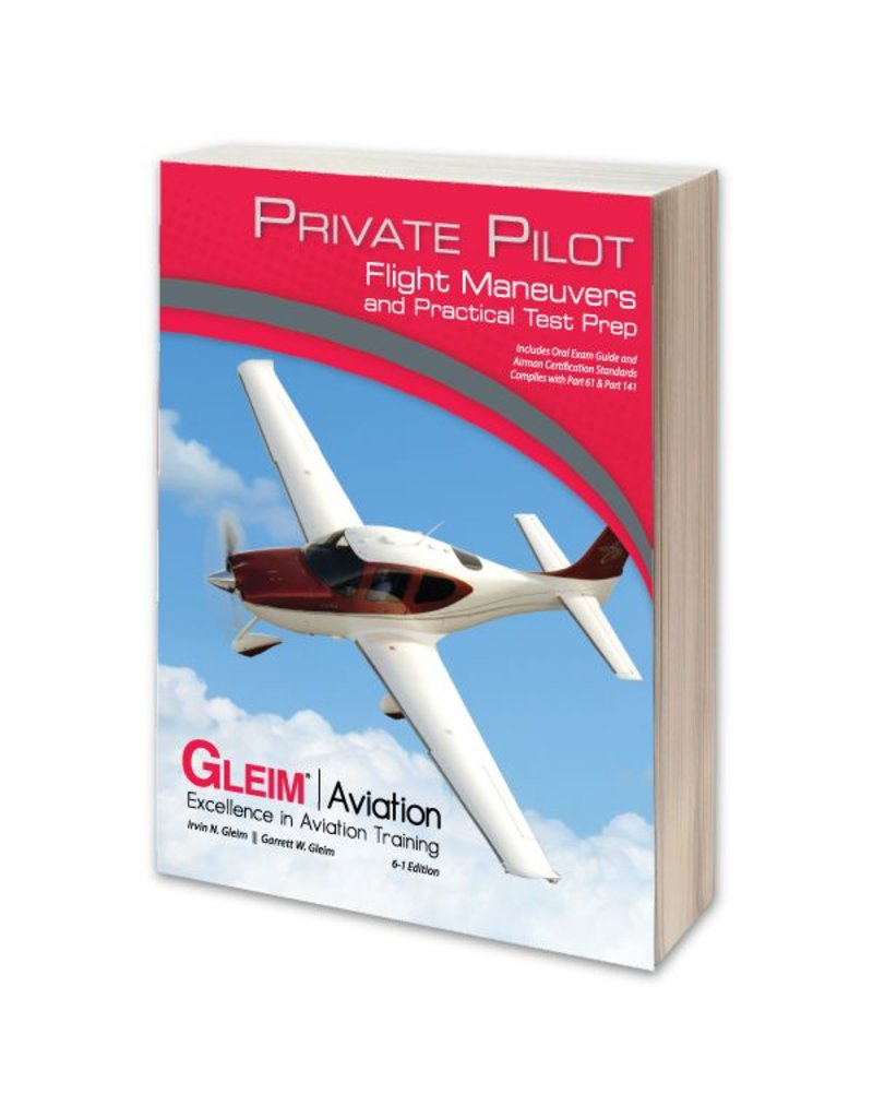GLEIM Private Flight Maneuvers and Practical Test Prep