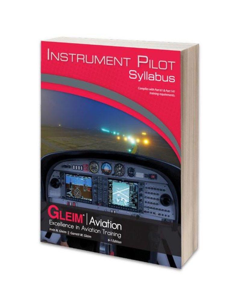 GLEIM INSTRUMENT PILOT SYLLABUS