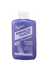 MEGUIAR'S 10 PLASTIC POLISH 8oz