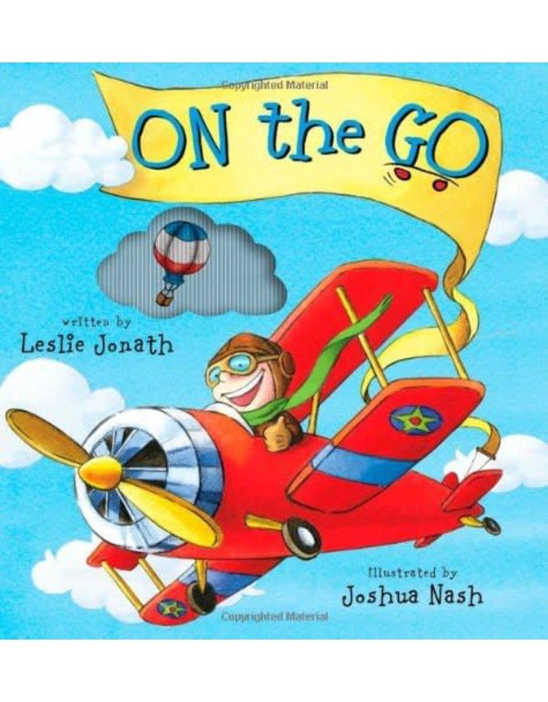 ON THE GO, MINI ANIMOTION BOOK, JONATH