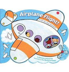 AIRPLANE FLIGHT! LIFT THE FLAP, HILL