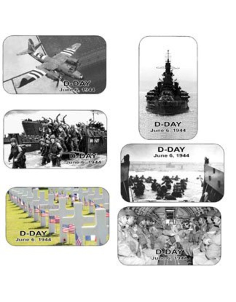 D-Day Mint Tins