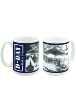 D-DAY Collage Mug