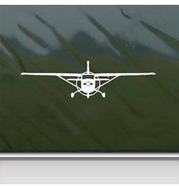 CESSNA 172 SKYHAWK Window Decal Sticker