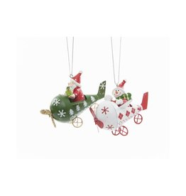 Decoris Plane Ornaments