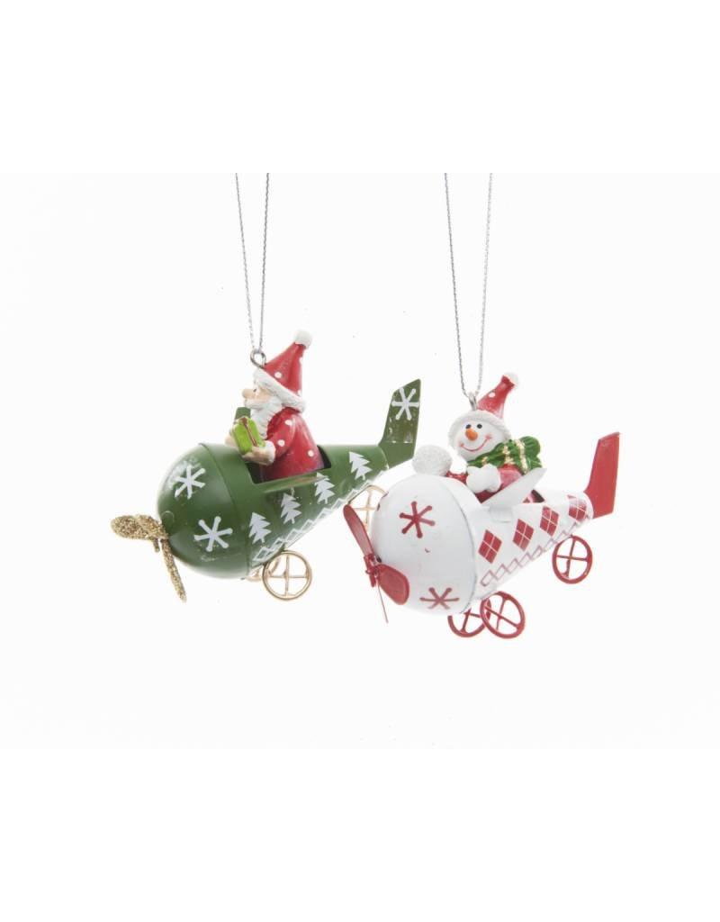 Decoris Plane Ornaments