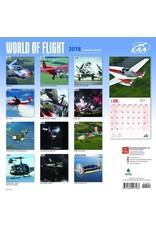 EAA WORLD OF FLIGHT 2018 18- MONTH CALENDAR