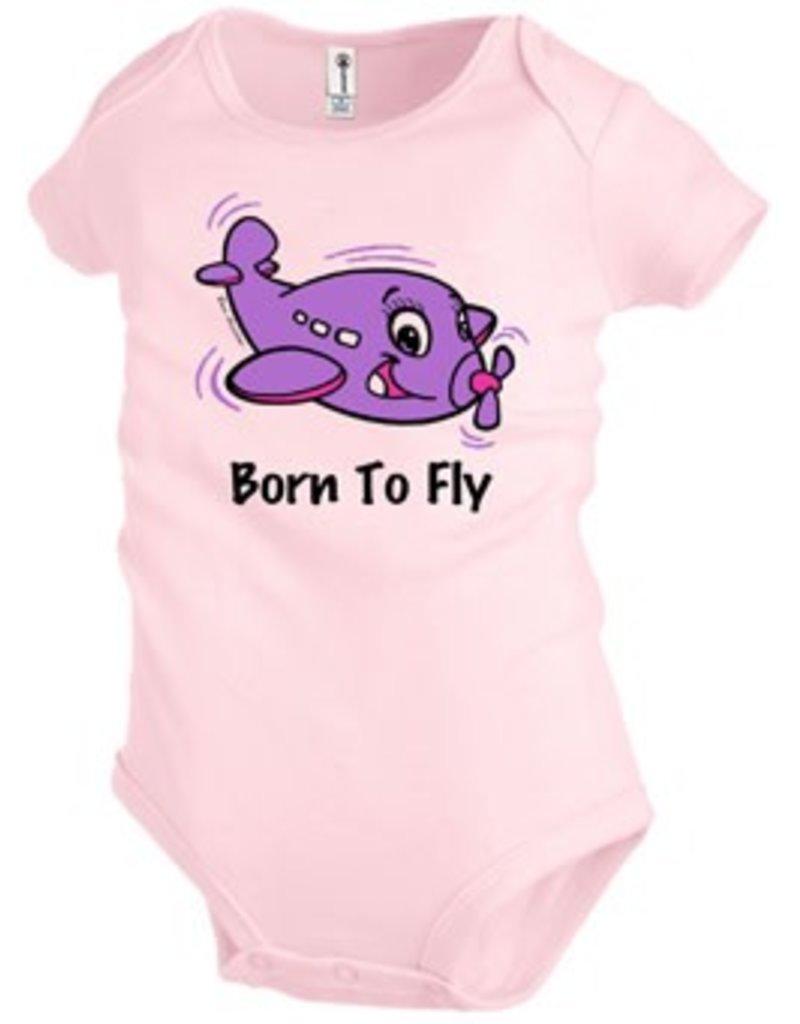 BORN TO FLY Onesie