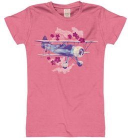 Caribbean Biplane Youth T-Shirt.