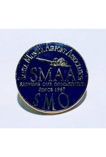 SMAA SMO Commemorative Pin