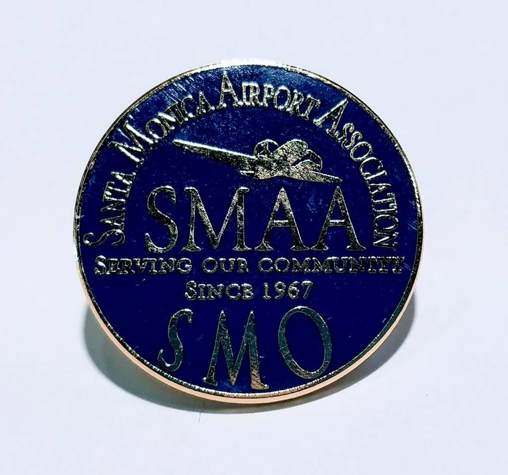 SMAA SMO Commemorative Pin