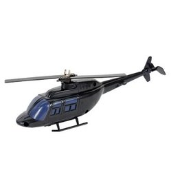 Flying Helicopter, Thunder Wolf Bell 206B