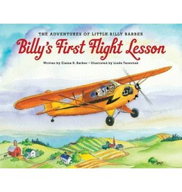BILLY'S FIRST FLIGHT LESSON, BARBER