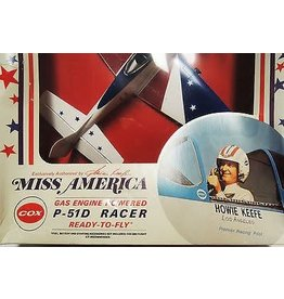 Cox 049 Miss American P-51 D Racer Howie Keefe