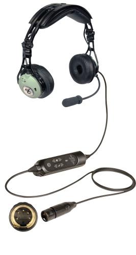 DAVID CLARK David Clark Pro-X Headset (Airbus Version) XLR Plug