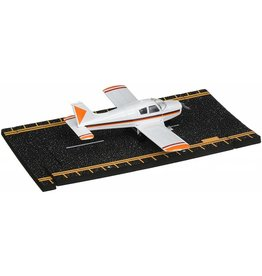 Hot Wings Piper Cherokee Die Cast Airplane