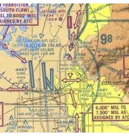 FAA GRAND CANYON VFR AERONAUTICAL CHART