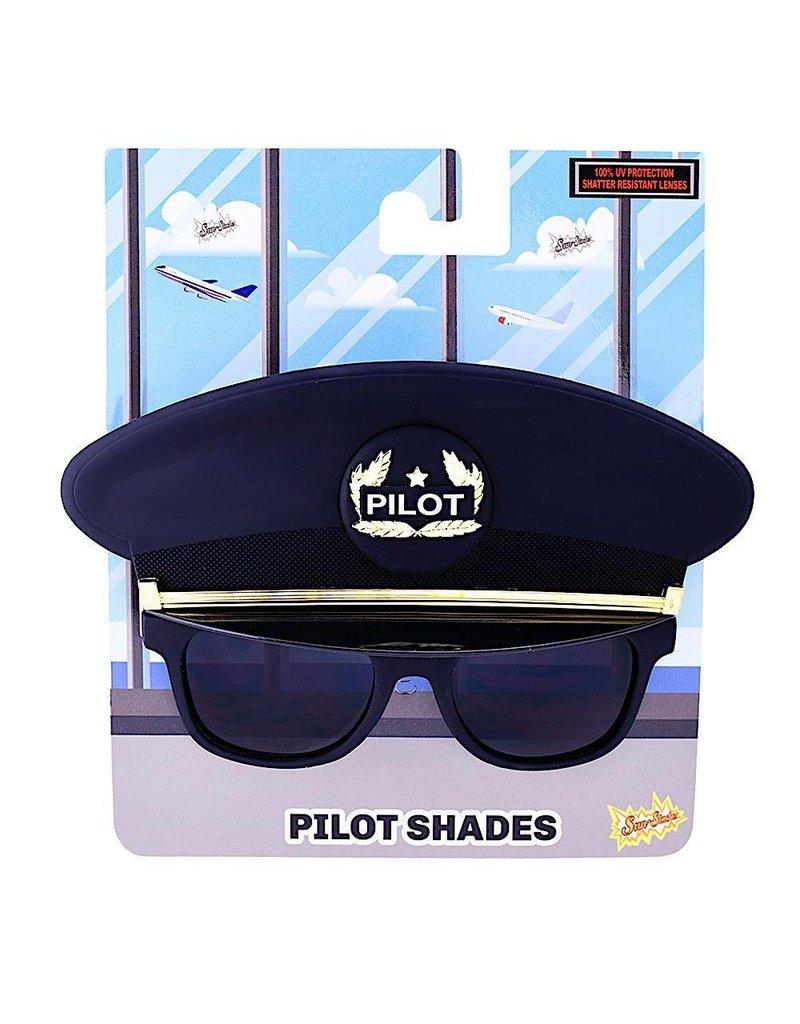 AIRLINE PILOT SUN-STACHES