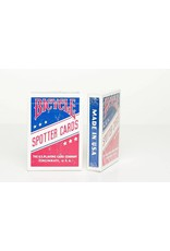 BICYCLE WWII SPOTTER DECK Playing Cards - Blue