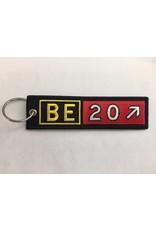 BEECHCRAFT Embroidered Keychain