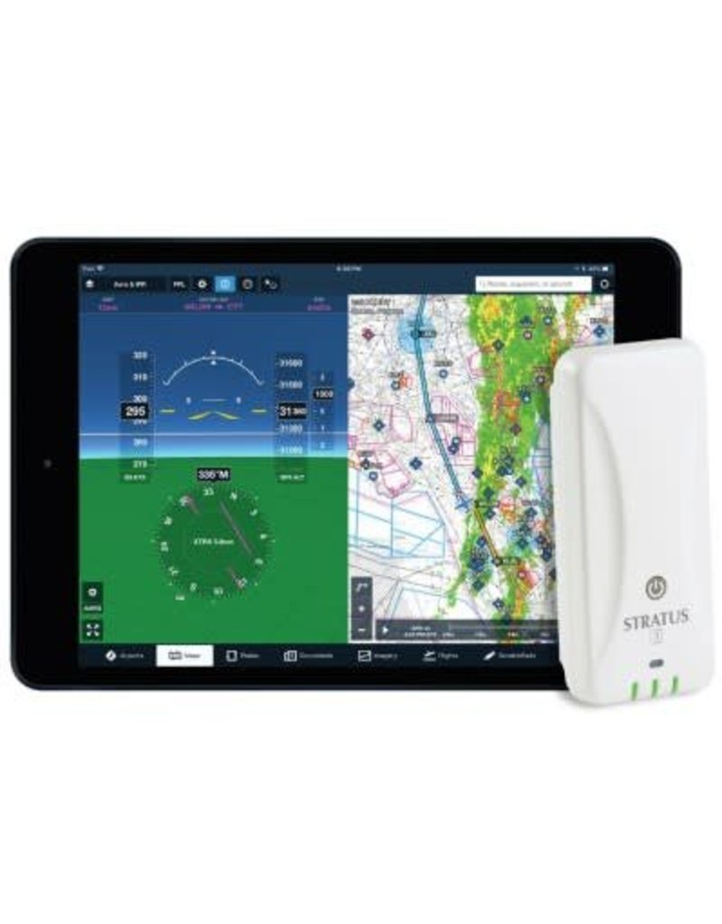APPAREO STRATUS 3 PORTABLE ADS-B IN / GPS / AHRS RECEIVER