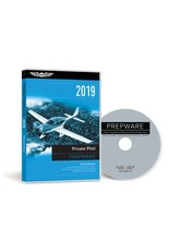 ASA Private Pilot Prepware 2019 Software DVD
