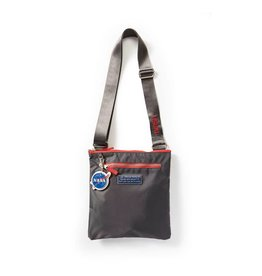 RED CANOE NASA POUCH BAG - Grey