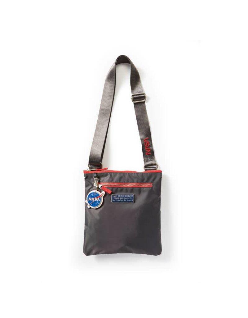 RED CANOE NASA POUCH BAG - Grey