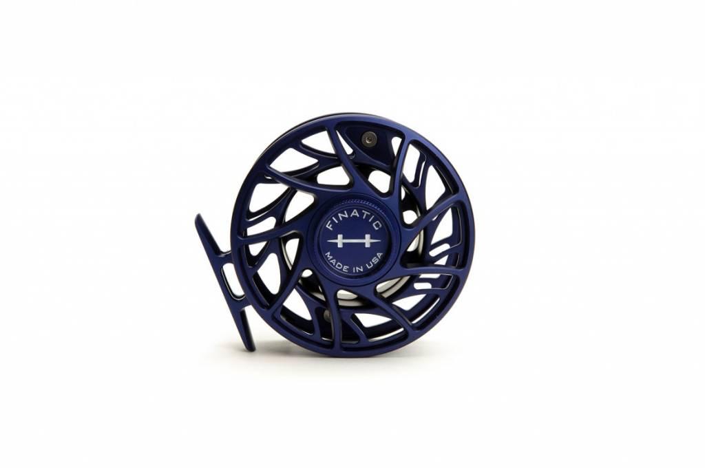 Hatch Outdoors Hatch 9 Plus Gen 2 Finatic - Blue Water - Large Arbor - lmtd series