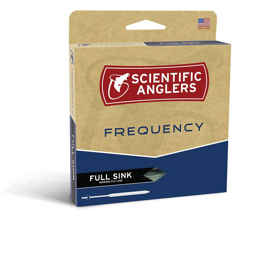 3M Scientifc Anglers S/A Frequency Full Sink Int - WF6I - Atm Blue - Sink 6