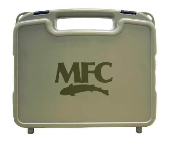Montana Fly Company MFC Boat Box - Smoke - Large Fly Foam