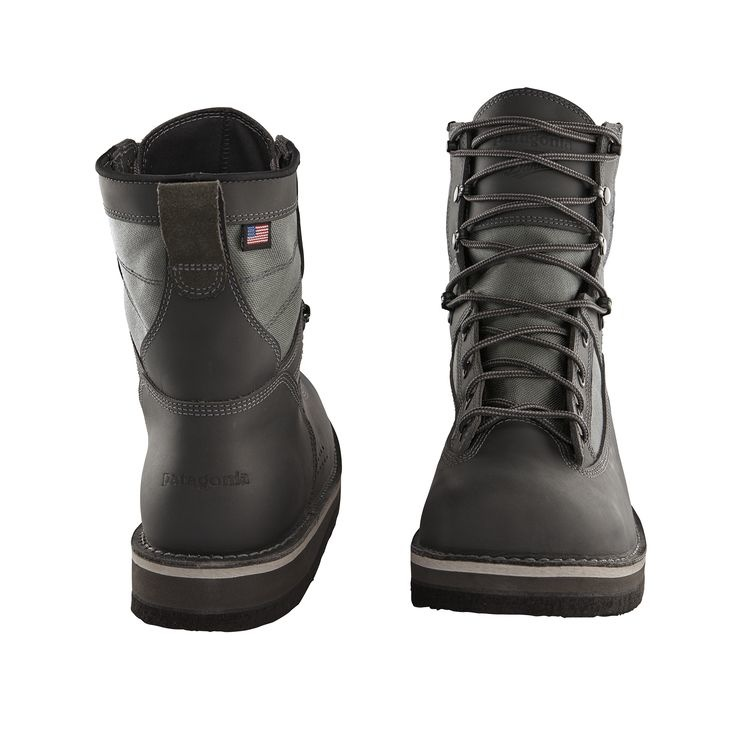 Patagonia Patagonia Foot Tractor Wading Boots - Felt - Forge Grey