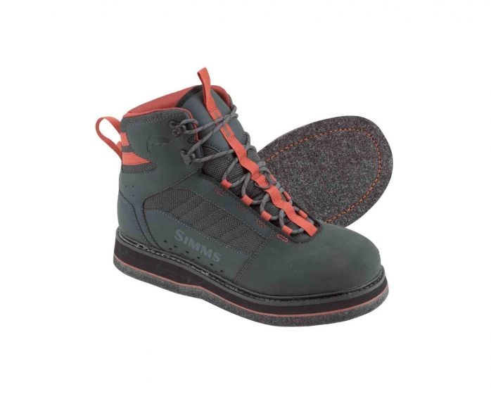 Simms Fishing Simms Tributary Boot - Felt - Carbon