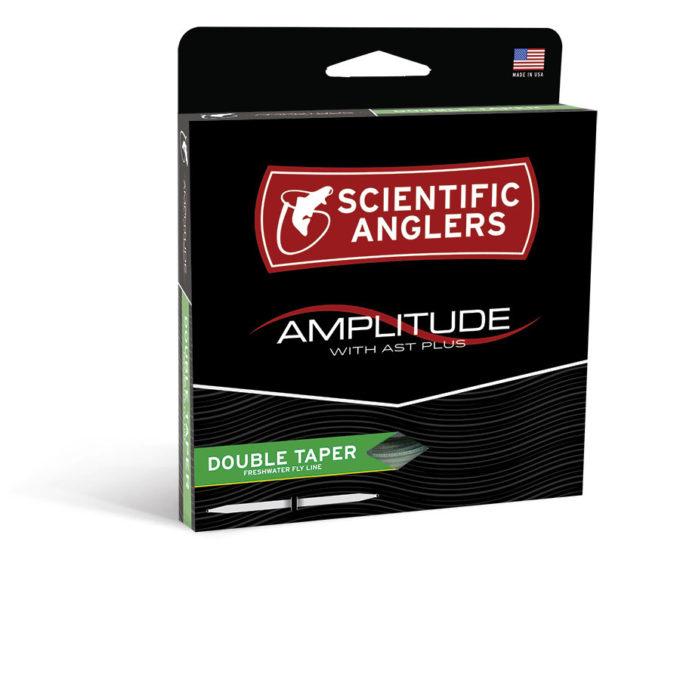 3M Scientifc Anglers S/A Amplitude Double Taper