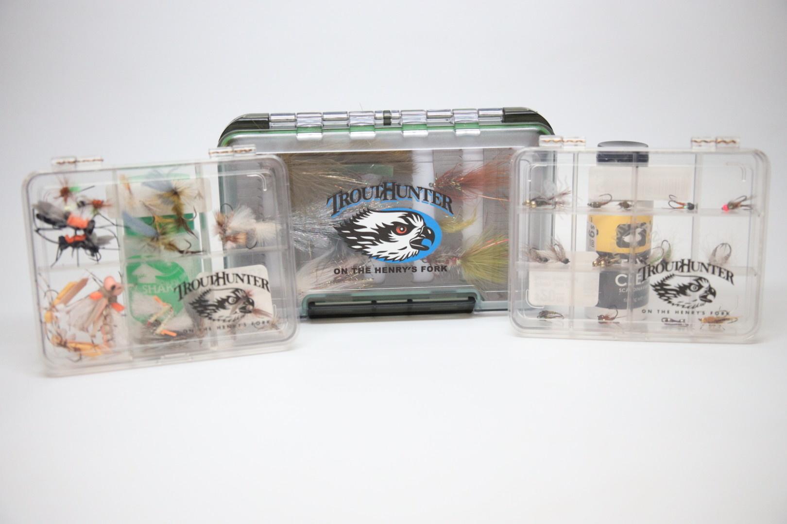 TroutHunter Products Mystery Box 2 Dozen Beadhead