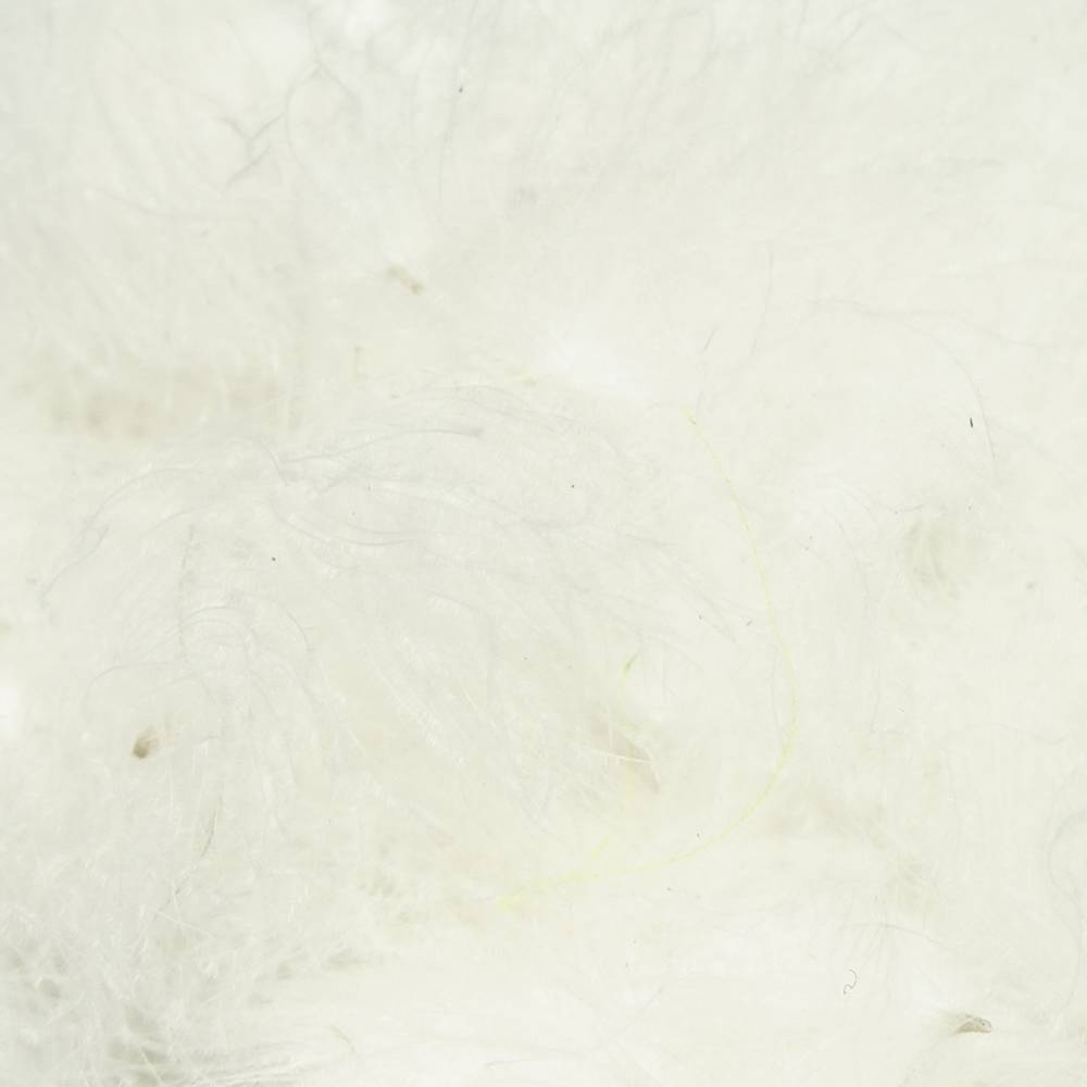 TroutHunter Products TroutHunter CDC Puffs - White - Small .5g