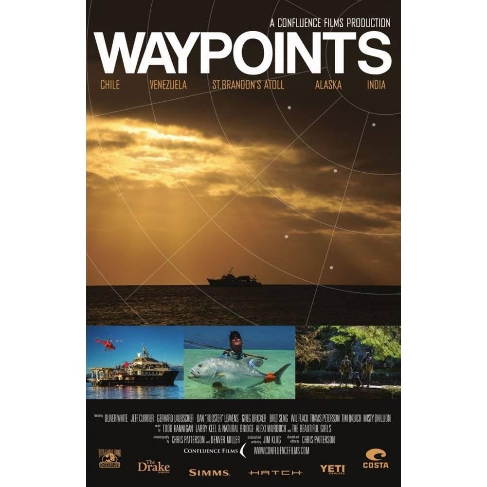 Waypoints - DVD